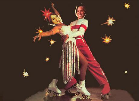 andrea cooper roller disco queen